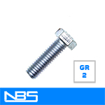 307A Hex Tap Bolts